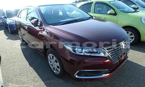 Buy Used Toyota Previa Red Car in Port Louis in Port Louis District