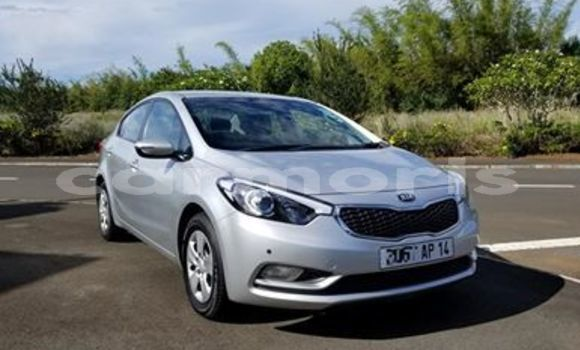 Buy Used Kia Cerato Silver Car in Port Louis in Port Louis District