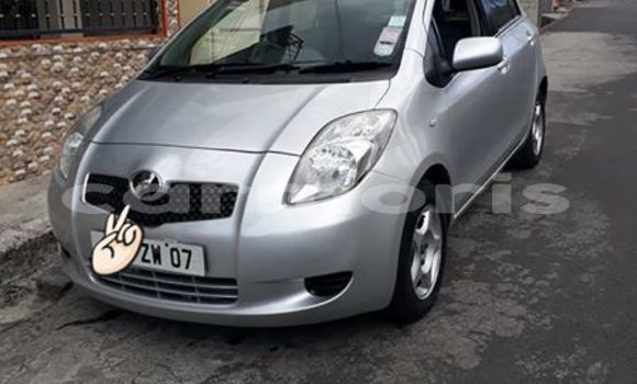 Buy Used Toyota Vitz Silver Car in Port Louis in Port Louis District