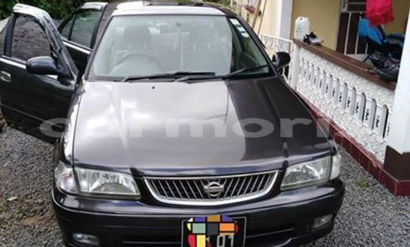 Buy Used Nissan Sunny Black Car in Port Louis in Port Louis District