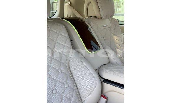Buy Import Lexus LX Black Car in Import - Dubai in Agalega Islands