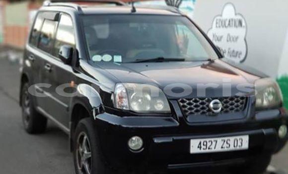 Buy Used Nissan X-Trail Black Car in Moka in Moka