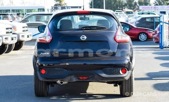 Buy Import Nissan Juke Black Car in Import - Dubai in Agalega Islands