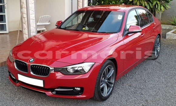 Buy Used BMW 3–Series Red Car in Camp de Masque in Flacq