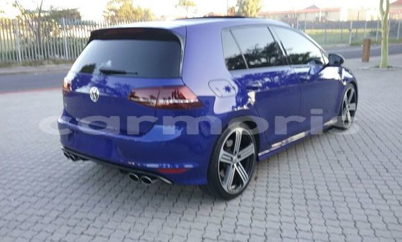 online store 7e4ce 5ac73 Buy Used Volkswagen Golf Blue Car in Baie Malgache in Rodrigues