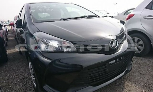 Buy Used Toyota Vitz Black Car in Port Louis in Port Louis District