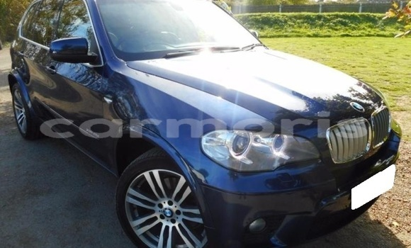Buy Used BMW X5 Blue Car in Pamplemousses in Pamplemousses District