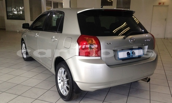 Buy Used Toyota Runx Silver Car in Arsenal in Pamplemousses District