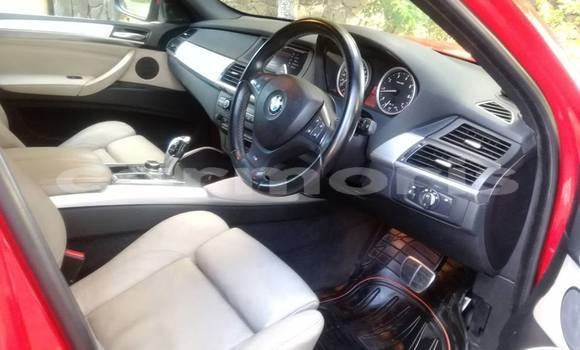 Buy Used BMW X6 Red Car in Quatre Bornes in Plaines Wilhems District